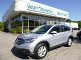 2014 Alabaster Silver Metallic Honda CR-V EX AWD #94175787