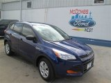 2014 Deep Impact Blue Ford Escape S #94218927