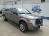 2014 Sterling Grey Ford F150 STX SuperCab #94218926