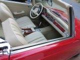 1969 Mercedes-Benz SL Class Interiors