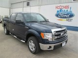 2014 Blue Jeans Ford F150 XLT SuperCrew #94218914
