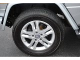 Mercedes-Benz G 2011 Wheels and Tires