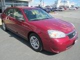 2007 Sport Red Metallic Chevrolet Malibu Maxx LS Wagon #94219441