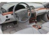 2002 Mercedes-Benz S Interiors