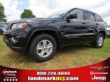 2014 Brilliant Black Crystal Pearl Jeep Grand Cherokee Laredo #94219144