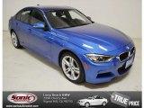 2013 Estoril Blue BMW 3 Series 328i xDrive Sedan #94219315