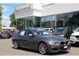 2014 Mineral Grey Metallic BMW 3 Series 335i xDrive Sedan #94218879