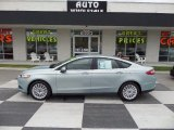 2014 Ice Storm Ford Fusion S #94219411