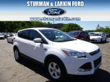 2014 Oxford White Ford Escape SE 2.0L EcoBoost 4WD #94219121