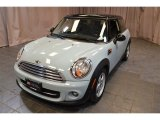 2011 Ice Blue Mini Cooper Hardtop #94218840