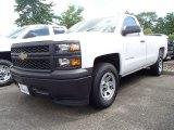 2014 Summit White Chevrolet Silverado 1500 WT Regular Cab #94218715