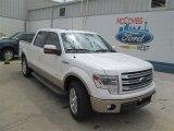 2014 White Platinum Ford F150 King Ranch SuperCrew #94218929