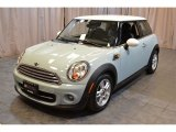 2011 Ice Blue Mini Cooper Hardtop #94218835