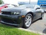 2014 Ashen Gray Metallic Chevrolet Camaro LS Coupe #94218704