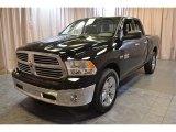 2014 Black Ram 1500 Big Horn Quad Cab 4x4 #94218832