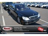 2004 Black Mercedes-Benz S 430 Sedan #94218692
