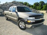 2001 Chevrolet Silverado 1500 Light Pewter Metallic