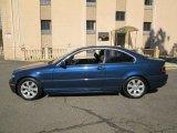 2006 Monaco Blue Metallic BMW 3 Series 325i Coupe #94219594