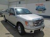 2014 Ingot Silver Ford F150 XLT SuperCab #94289282