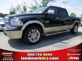 2014 Black Ram 1500 Laramie Longhorn Crew Cab #94292451