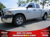 2014 Bright Silver Metallic Ram 1500 Tradesman Quad Cab #94292448