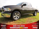 2014 Black Gold Pearl Coat Ram 1500 SLT Quad Cab #94292460