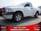 2014 Bright White Ram 1500 Tradesman Regular Cab #94292459