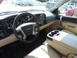 2011 GMC Sierra 1500 Interiors