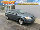 2007 Blue Granite Metallic Chevrolet Cobalt LS Sedan #94292408