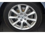 Acura TSX 2007 Wheels and Tires