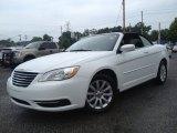 2014 Bright White Chrysler 200 Touring Convertible #94292369
