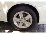 Mitsubishi Lancer 2008 Wheels and Tires