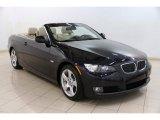 2010 Monaco Blue Metallic BMW 3 Series 328i Convertible #94292626