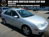 2005 CD Silver Metallic Ford Focus ZX4 ST Sedan #94292520
