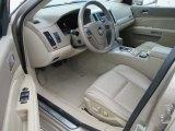 2005 Cadillac STS Interiors