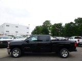 2014 Black Chevrolet Silverado 1500 LTZ Z71 Crew Cab 4x4 #94320805