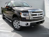 2014 Kodiak Brown Ford F150 XLT SuperCrew 4x4 #94320507