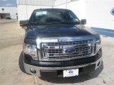 2014 Tuxedo Black Ford F150 XLT SuperCab #94320340