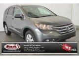 2014 Polished Metal Metallic Honda CR-V EX #94320281