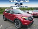 2014 Ruby Red Ford Explorer Sport 4WD #94320422