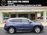 2012 Twilight Blue Metallic Honda CR-V EX-L 4WD #94320412