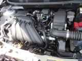 2015 Nissan Versa 1.6 S Plus Sedan 1.6 Liter DOHC 16-Valve CVTCS 4 Cylinder Engine