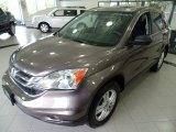 2011 Urban Titanium Metallic Honda CR-V EX 4WD #94320709