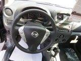 2015 Nissan Versa 1.6 S Plus Sedan Steering Wheel