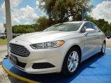 2013 Ingot Silver Metallic Ford Fusion SE #94320388