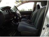 2011 Nissan Versa Interiors