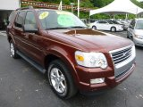 2009 Ford Explorer Dark Copper Metallic