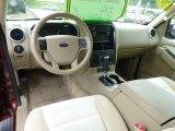 2009 Ford Explorer Interiors