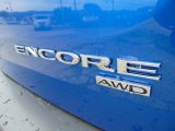Buick Encore Badges and Logos