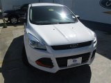 2014 Oxford White Ford Escape S #94360661